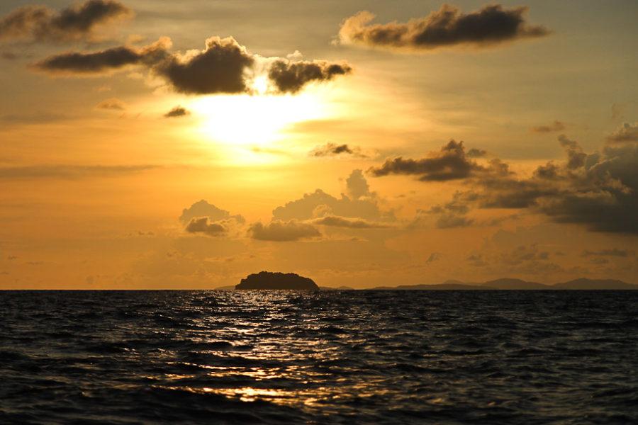 Toward Koh Phi Phi